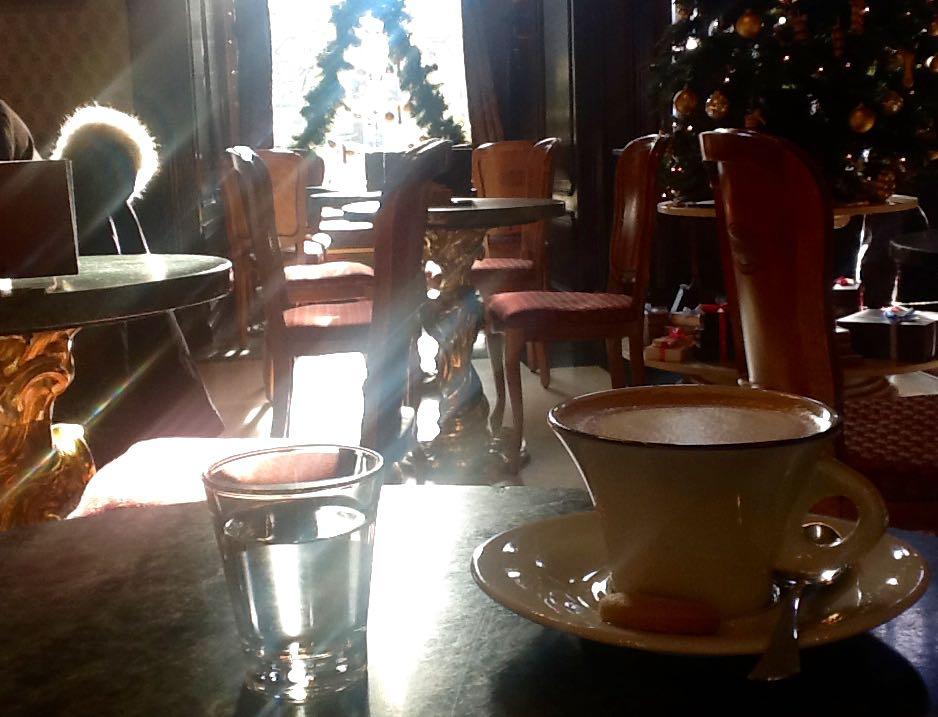 Café Gerbeaud, Budapest