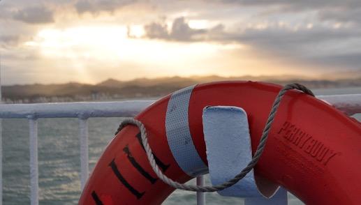 Septemberreise Tag 10: zu neuen Ufern