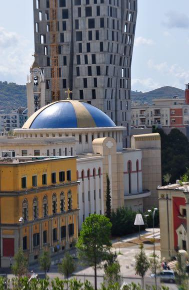 Septemberreise Tag 11: Die große Stadt im Fremden Land